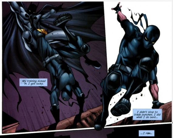 Batman's Muslim Sidekick - Nightrunner